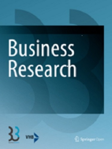 Article accepted for publication in Business Research   Business